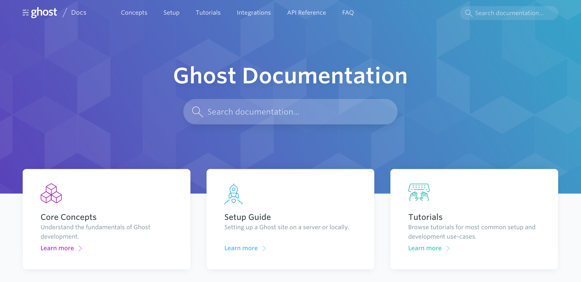 Ghost Docs